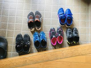 靴は揃えましょう